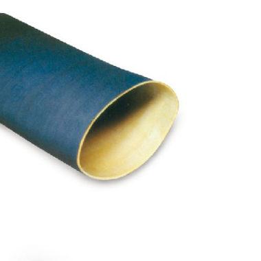 arca rubber - manicotti in gomma - floster epdm hd para bicolore nera bionda
