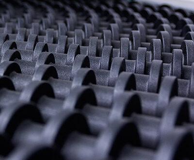 arca rubber - rulli - rulli scrostanti