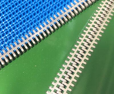 arca belts - customizzazione - nastri con giunzioni