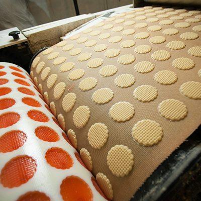 arca belts - nastri di processo - nastri a manicotto