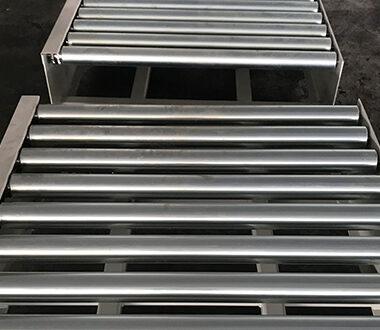 arca mechanical - trasportatori a rullo - trasportatori mobili a rulli motorizzati